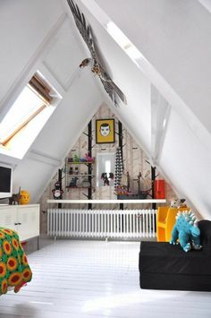 29 children's room with sloping roof – great ideas and inspiration for you
