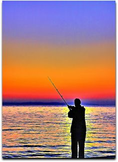 Fisherman and dreams about golden fish | Flickr - Photo Sharing!