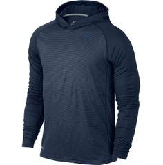 Nike Men's Dri-FIT Touch Long Sleeve Hoodie - Dick's Sporting Goods