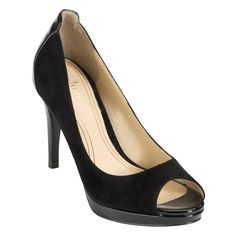 Cole Haan | Chelsea Open-toe Pump | $179.95