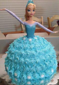 frozen birthday cake ideas | ... Frozen birthday cake picture and new design ideas for birthday cakes