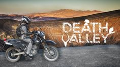 Dual Sport, Death Valley, Sport Bikes, Roads, Touring, Yamaha, Cool Pictures, Have Fun, Motorcycles