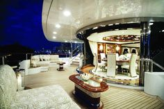 """Diamonds Are Forever is a true luxury yacht that meets the most demanding requirements with amounts of space. """