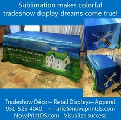 Sublimation, making color a reality! (Shout out to https://www.facebook.com/Handy-Home-Services-605502702891224/) ‪#‎sublimation‬ ‪#‎Design‬ ‪#‎pantone‬ ‪#‎printing‬ ‪#‎apparel‬ ‪#‎exhibition‬ ‪#‎fabric‬ ‪#‎branding‬ ‪#‎NPDS