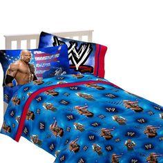 WWE Wrestling Mania Twin Sheet Set Franco Mfg http://www.amazon.com/dp/B00CXVJ1UE/ref=cm_sw_r_pi_dp_hE7Qtb0QXA8ZB18N