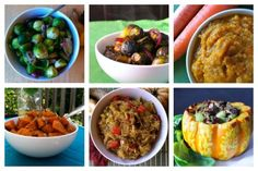 6 Healthy Fall Veggie Dishes - Eat Spin Run Repeat #healthy #recipe #inspiration #fall #squash #eatclean