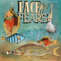 Face Your Fears by sbpoet, via Flickr