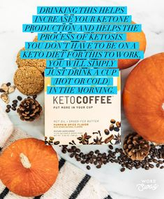 Skinny Coffee, My It Works, Crazy Wrap Thing, Grass Fed Butter, Mct Oil, Pumpkin Spice, Spices, Keto, Posts