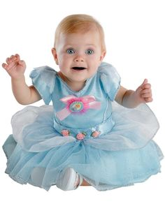 Infant Disney Ballerina Cinderella Costume From The Discount Costume Store at Spotdiscounts.com Lowest Prices Guaranteed