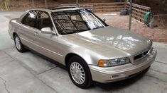 1993 Acura Legend LS
