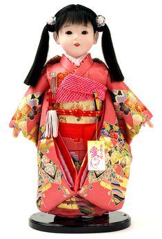 0250ya | Rakuten Global Market: Dolls dolls ichimatsu doll doyusha ...