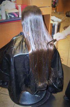 Long Hair Cuts, Long Hair Styles, Long Locks, Capes, Haircuts, Dreadlocks, Chair, Lady, Beauty