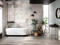 Bagno vetrocemento ~ Italian bathrooms un bagno senza piastrelle una carrellata