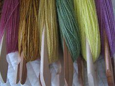 Syrendell: weaving