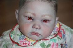 Bonecas assustadoras e super realistas! : Insanos
