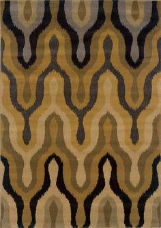 Oriental Weavers Stella ST3320 Gold