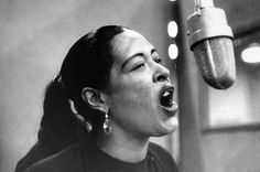 Contracorrientes: stormy blues ~ Billie Holiday