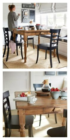 Kitchen Farm Table from Pottery Barn