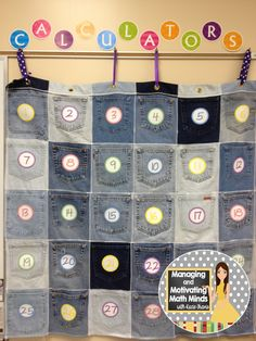 Great classroom organization ideas from a secondary teacher who isn't afraid of cutesy!