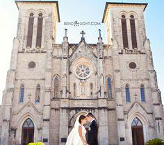San Fernando Cathedral --San Antonio Wedding Venues Texas, Outdoor Wedding Venues, Wedding Ceremony, San Antonio Riverwalk, Downtown San Antonio, San Fernando Cathedral, Wedding Places, Wedding Tips, Country Style Wedding