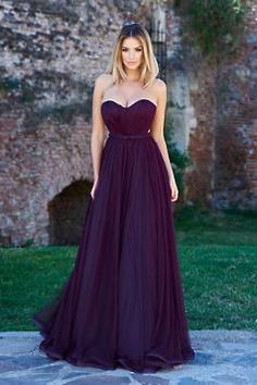 Online Clothing for Women Ball Dresses, Prom Dresses, Formal Dresses, Wedding Dresses, Color Uva, Purple Outfits, Dressed To Kill, Purple Wedding, Wedding Bridesmaids