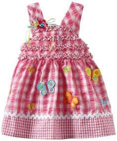 Youngland Baby-Girls Infant Sleeveless Smock Bodice Seersucker With Butterfly Applique, Pink White, 12 Months Youngland,http://www.amazon.com/dp/B00B5U7WTG/ref=cm_sw_r_pi_dp_PAW9rb1RTZWFE77N