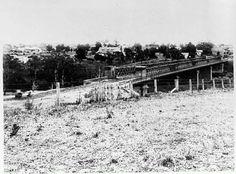 Outer Circle Railway - Chandler Highway Bridge with Rails The 'burbs, Historic Houses, St Kilda, Victoria Australia, Vr, Bridges, Old Photos, Trains, Melbourne