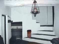 Scrapbook, Google, House, Color, House Staircase, Mediterranean Houses, Converted Barn, Staircases, Texture