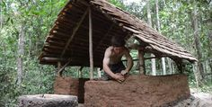 Explore extreme DIY and primitive technology in this popular YouTube series