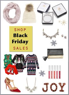 Over 40 Holiday 2015 Black Friday Sales and Discount Codes on The Key To Chic