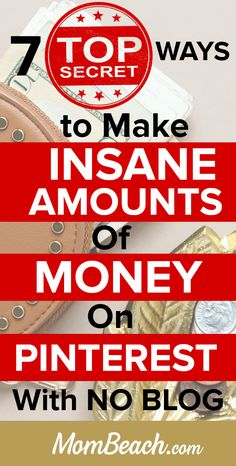 7 Top Secret Ways to Make Insane Am Earn Money From Home, Make Money Fast, Earn Money Online, Make Money Blogging, Money Saving Tips, Way To Make Money, How To Make, Online Income, Making Money At Home