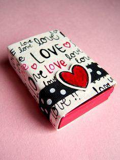 How much do I love the... matchbox (sent)