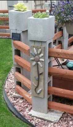 Garden Yard Ideas, Backyard Patio Designs, Backyard Projects, Diy Patio, Diy Garden Decor, Outdoor Projects, Garden Projects, Backyard Landscaping, Outdoor Decor