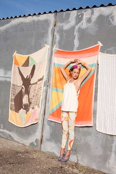 Silk scarfs with a crochet border to stop the silk from lifting up in the wind. Beautiful & practical. #silk_scarf