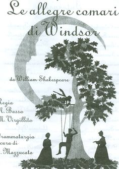 William Shakespear, Le allegre comari di Windsor