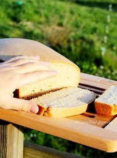 Tasting Good Naturally : Pain de mie #vegan