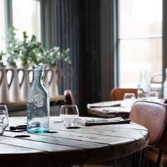 Award winning restaurant in Brighton located within the Artist Residence hotel showcasing the best of local produce. Brighton, Table Decorations, City, Furniture, Home Decor, Decoration Home, Room Decor, Cities, Home Furniture