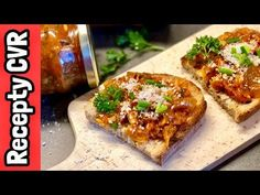 Recepty CVR - Cuketový Tatarák - YouTube Baked Potato, Cauliflower, Tacos, Good Food, Potatoes, Mexican, Baking, Ethnic Recipes, Fit