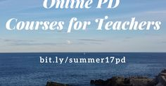 Starting in May and running through the end of August I will be hosting five different professional development webinars for teachers and school administrators. I recorded the video embedded below to answer some of the questions that are most frequently asked about my Practical Ed Techwebinars. Watch the video and you'll get the discount code for the webinars as well as a chance to see a guest appearance from one of my dogs.  Getting Going With G Suiteis a five week course that offers a…