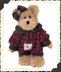 "Fawn Woodsbeary (Boyds Bear 6"" retired)"