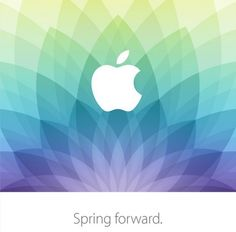 Spring Forward Event Wallpapers for iPhone, iPad, Desktop Available for Download