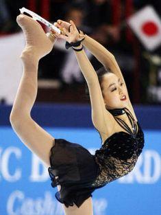 Mao Asada /Japanese figure skater.