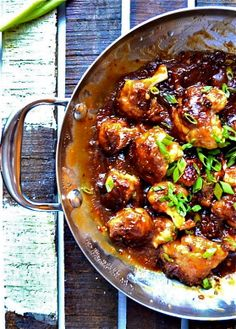 General Tso's Cauliflower | #vegetarian