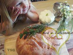 TSG: Herb And Buttermilk Artisan Bread
