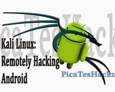 This is a tutorial explaining how to remotely hack android device using Metasploit in Kali Linux. Read my previous articles to setup Kali Linux: An Introduction To Hacker's OS: Kali Linux And Setup Tutorial. Android Phone Hacks, Cell Phone Hacks, Android Pc, Computer Technology, Computer Programming, Computer Hacking, Hacking Books, Computer Diy, Medical Technology