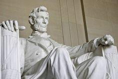 Lincoln Memorial - Featured on RueBaRue