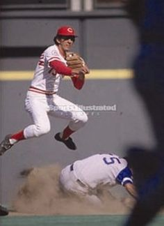 Davey Concepcion ~~~ One if the most under-appreciated member of The Big Red Machine.
