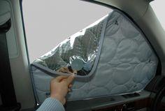 VanEssa Mobilcamping - Camping Ausbau für Deinen Van - T5, T6, Mercedes u.v.m.-Verdunklungssystem für deinen Van