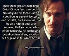 How in the world could Remus Lupin ever forget to drink his Wolfsbane Potion? Like, seriously, he's been a werewolf for practically his whole life. That's not something you just forget, right? What's wrong with him? What do you think?