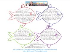 Money in a Fish fishing activity. For a complete approach to Christian worship at home, use Cullen's Abc's DIY Online Preschool where each worship theme is covered for three days to help your child develop their relationship with God!